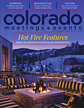 Antlers at Vail in Colorado Meetings + Events