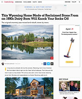 JLF Architects in Country Living magazine