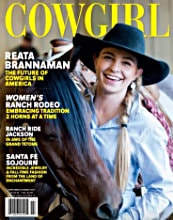 Western Design Conference in Cowgirl magazine