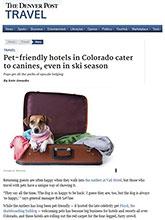 Antlers at Vail in Denver Post