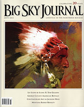 Big Sky Journal for National Museum of Wildlife Art