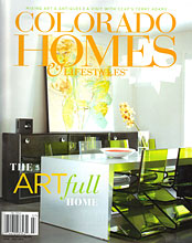 Colorado Homes & Lifestyles for Arch11