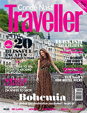 Conde Nast Traveler Middle East for The Landing Resort and Spa