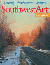 Southwest Art Magazine for Jackson Hole Fall Arts Festival