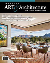 Brooks Lake Lodge & Spa in Western Art & Architecture