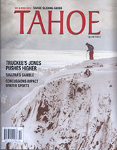 Tahoe Quarterly for The Landing
