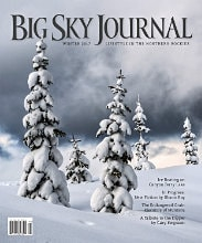 WRJ Design in Big Sky Journal
