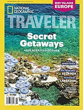 Brooks Lake Lodge & Spa in National Geographic Traveler
