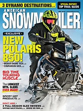 Brooks Lake Lodge in American Snowmobiler magazine