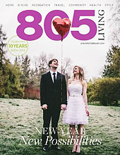 805 Magazine for The Landing Resort and Spa