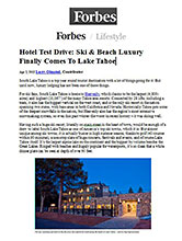Forbes for The Landing Resort & Spa