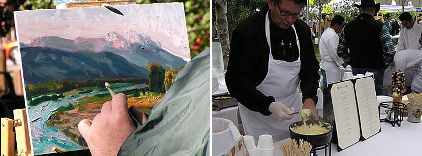 Events PR: Jackson Hole Wyoming Fall Arts Festival