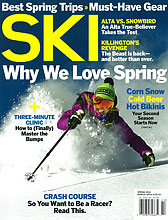 SKI Magazine for The Landing Resort and Spa