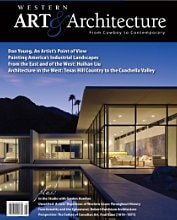 Jackson Hole Fall Arts Festival in Western Art & Architecture magazine
