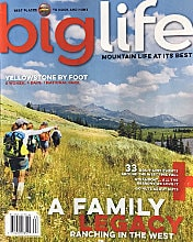 Jackson Hole Fall Arts Festival & Western Design Conference in BigLife magazine