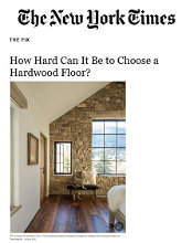 JLF Architects in New York Times